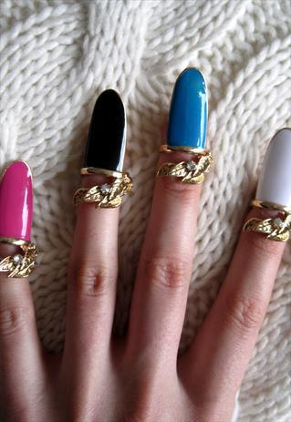 nail-art-knuckle-rings bmodish