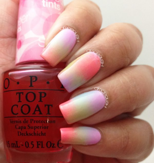 Gradient Nail Art: 20 Beautiful Gradient Nail Art Designs