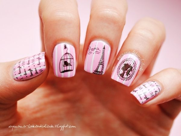 I_LOVE_PARIS_nails bmodish
