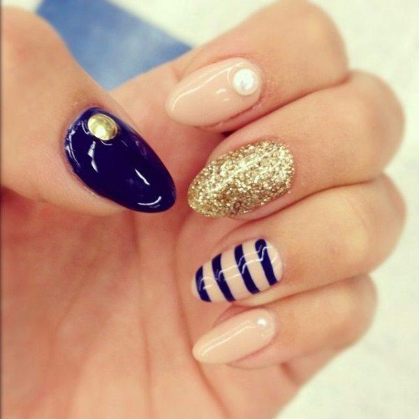 almond-shaped-nails-design-ideas bmodish