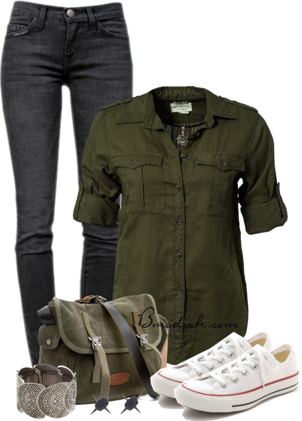 cute outfit idea for school bmodish