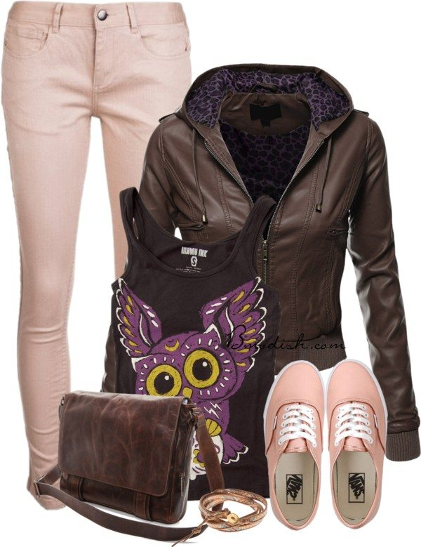 cute school outfit idea bmodish