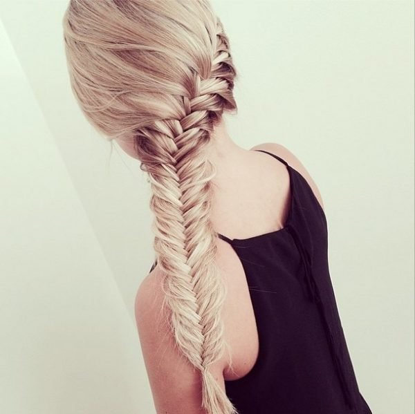 french fishtail braid bmodish