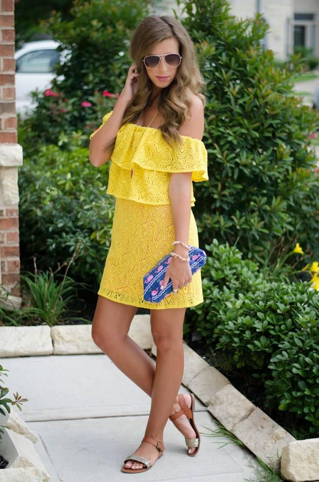 lace dress bmodish