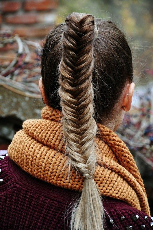 long fish tail bmodish
