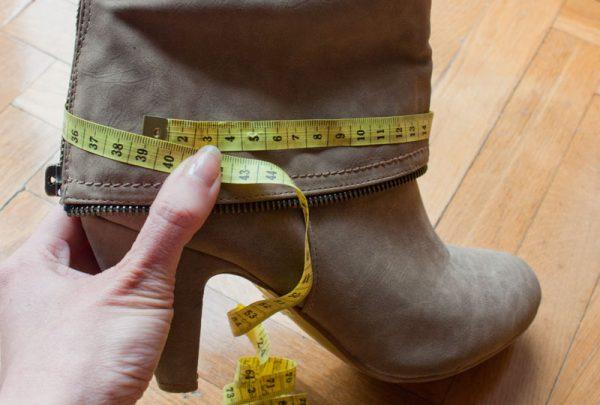 measuring-booties