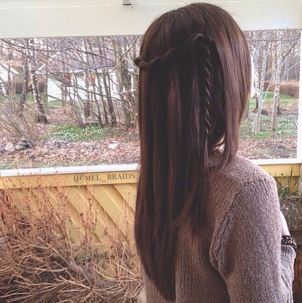 twisted waterfall braid bmodish