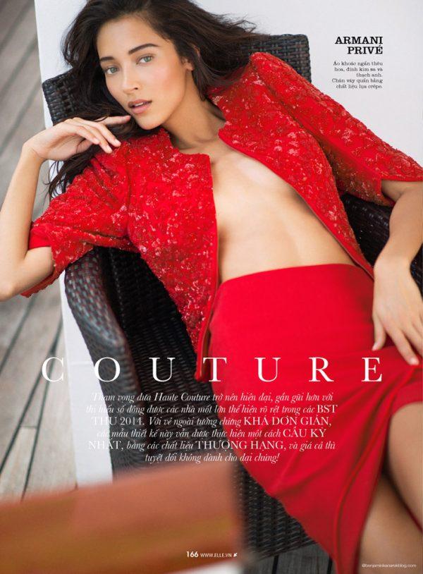 Daniela De Jesus Cosio for Elle Vietnam 1 bmodish