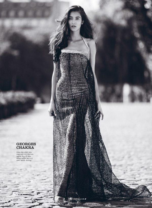 Daniela De Jesus Cosio for Elle Vietnam 12 bmodish