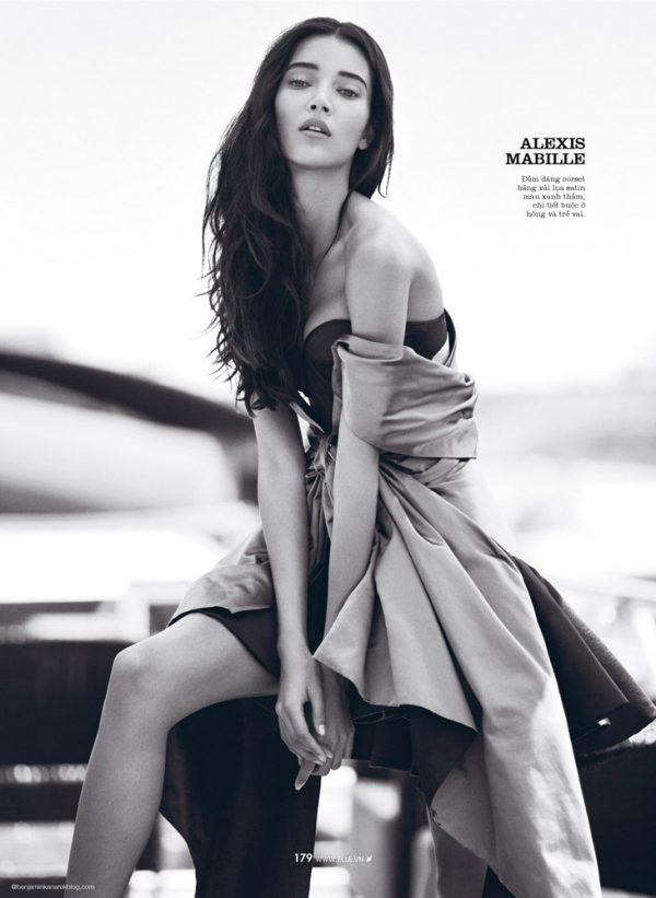 Daniela De Jesus Cosio for Elle Vietnam 13 bmodish