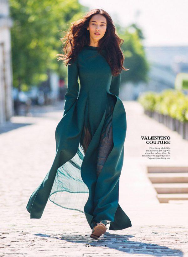 Daniela De Jesus Cosio for Elle Vietnam 3 bmodish