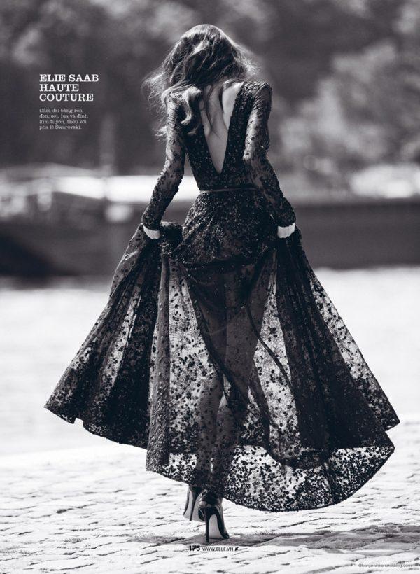Daniela De Jesus Cosio for Elle Vietnam 5 bmodish