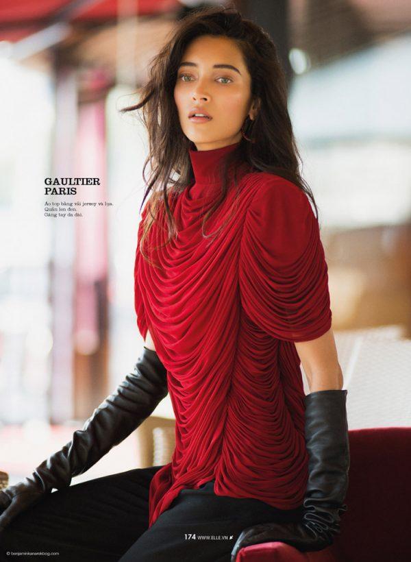 Daniela De Jesus Cosio for Elle Vietnam 6 bmodish