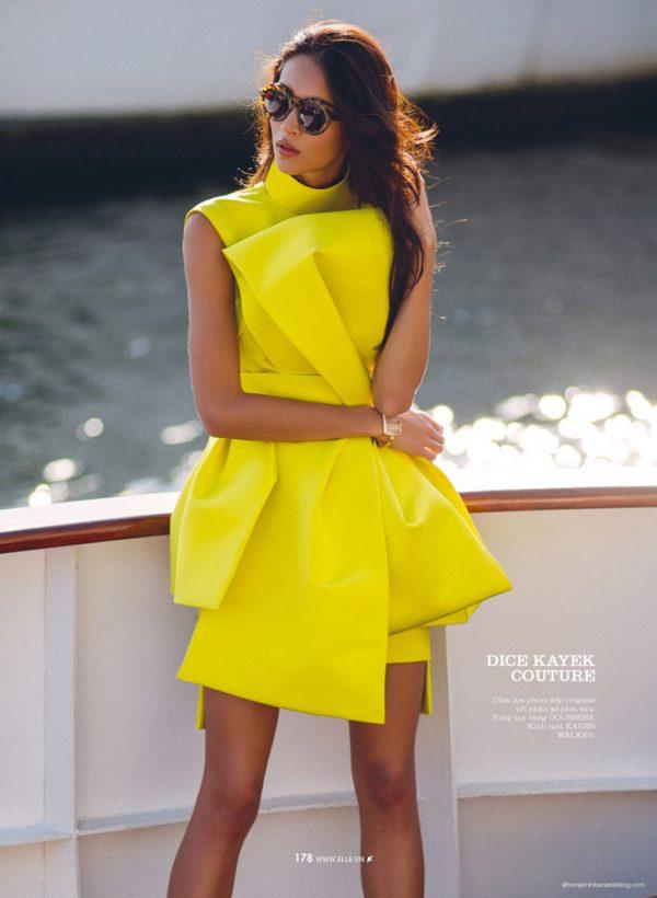 Daniela De Jesus Cosio for Elle Vietnam 7 bmodish