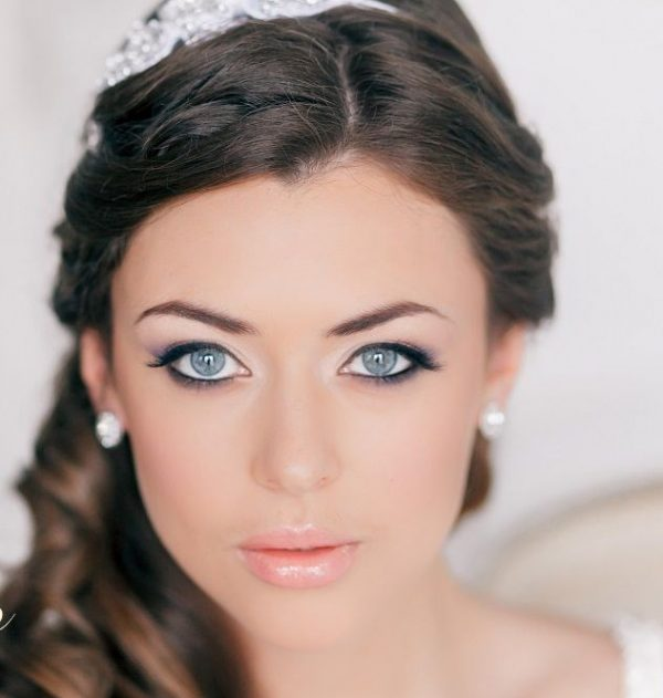 beautiful makeup for wedding 4 bmodish