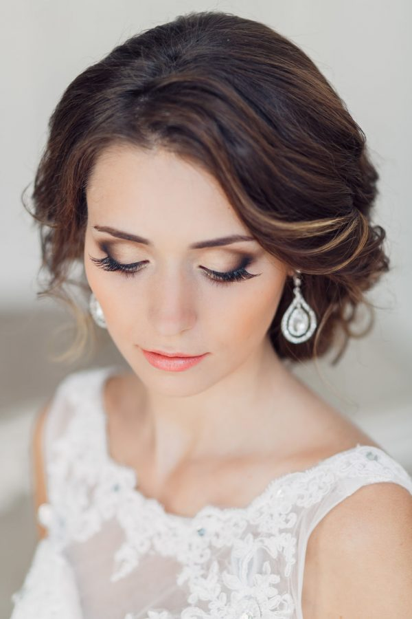 10 Beautiful Wedding Day Makeup Ideas | Be Modish
