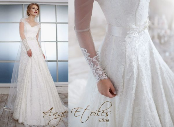 bridal collection ange etoiles 2014 9 bmodish