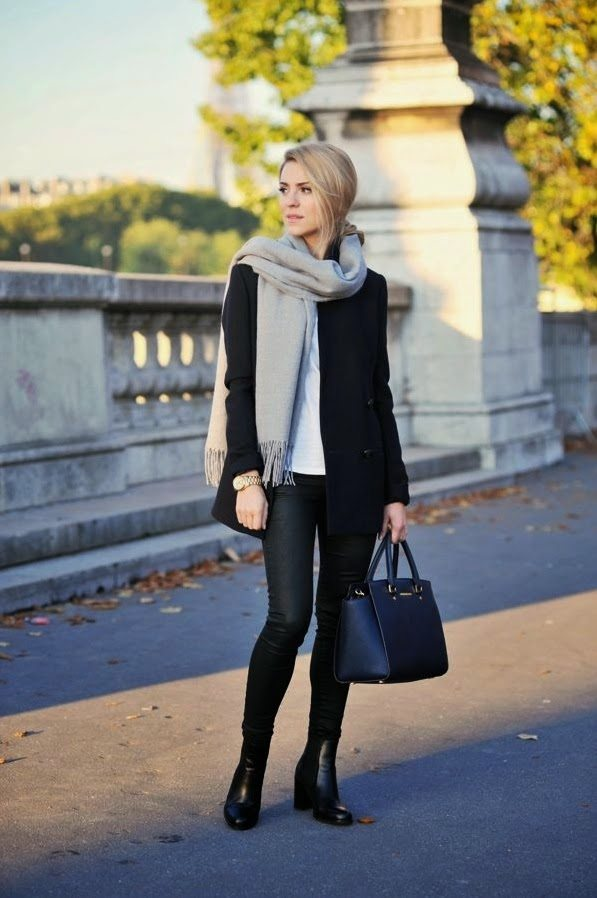 casual cozy fall fashion bmodish