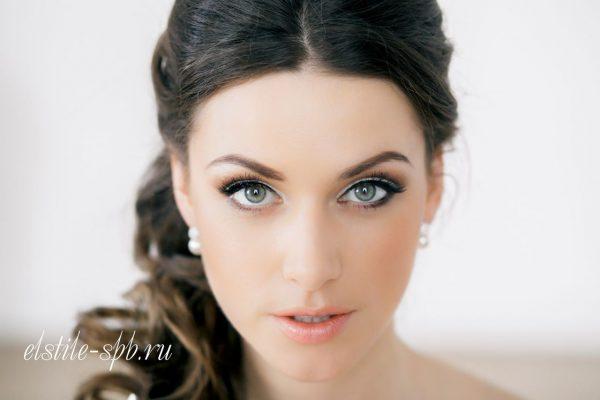 decent wedding makeup bmodish