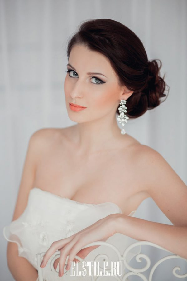 orange lipstick for wedding makeup bmodish