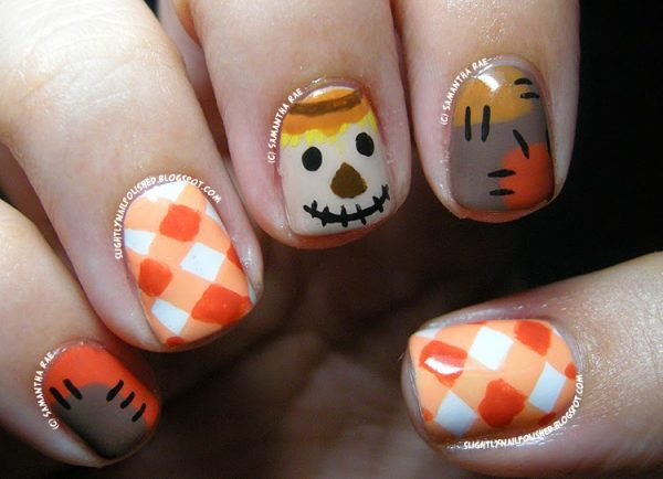 scarecrow 2 fall nails bmodish