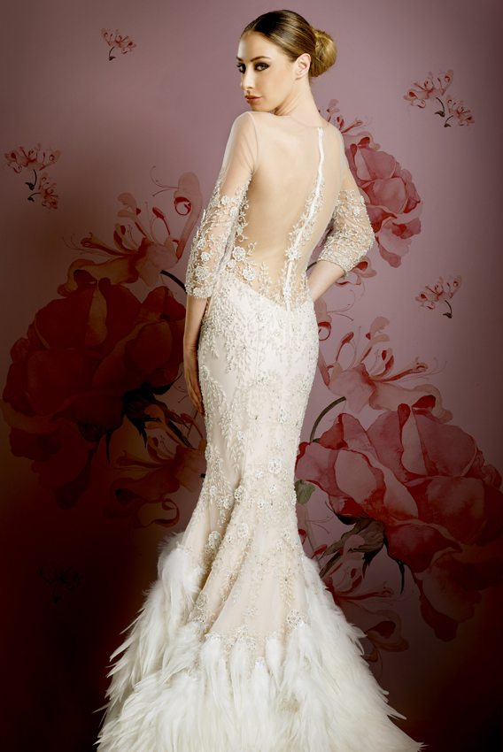 wedding dress ysa 11 bmodish
