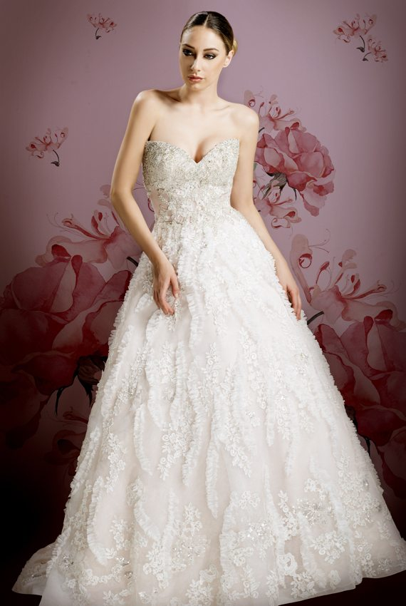 wedding dress ysa 21 bmodish