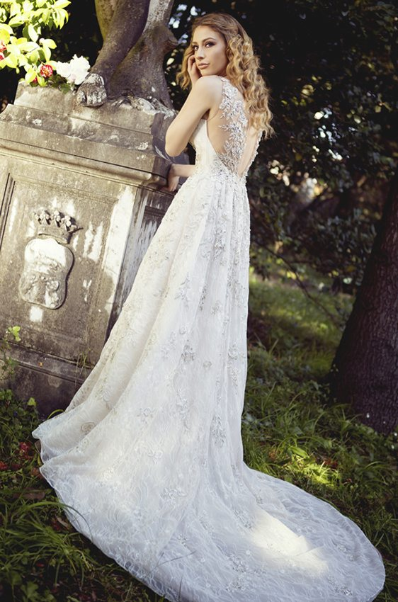 wedding dress ysa 24 bmodish