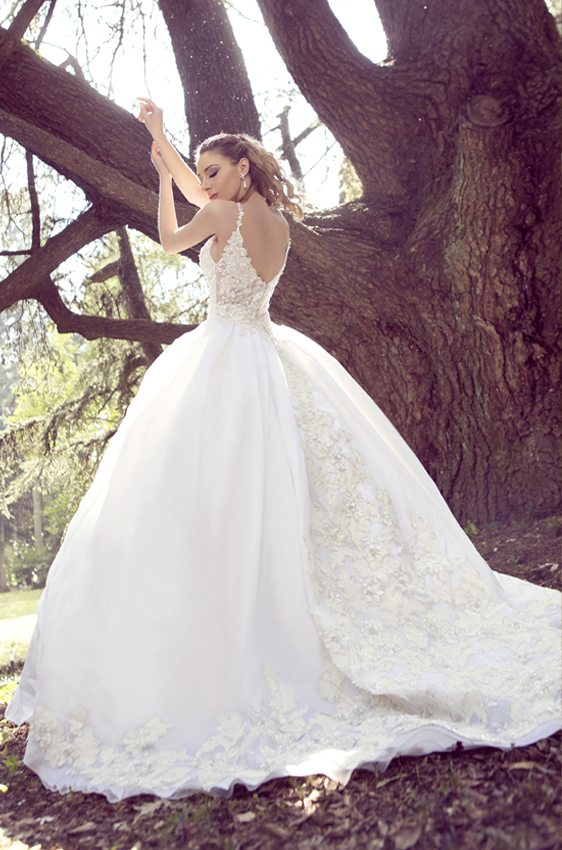 wedding dress ysa 26 bmodish