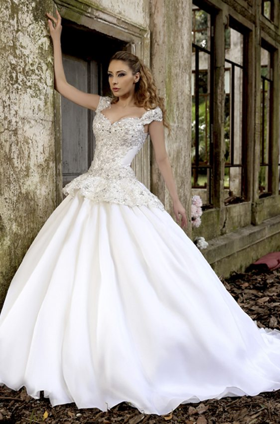 wedding dress ysa 31 bmodish