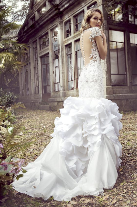 wedding dress ysa 37 bmodish