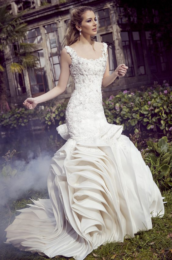wedding dress ysa 39 bmodish