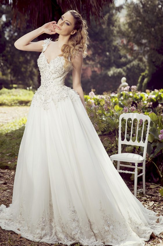wedding dress ysa 40 bmodish