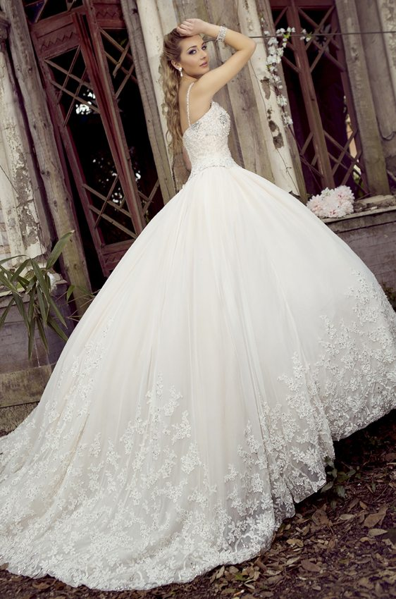 wedding dress ysa 41 bmodish