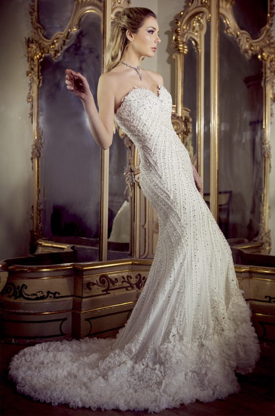 wedding dress ysa 43 bmodish