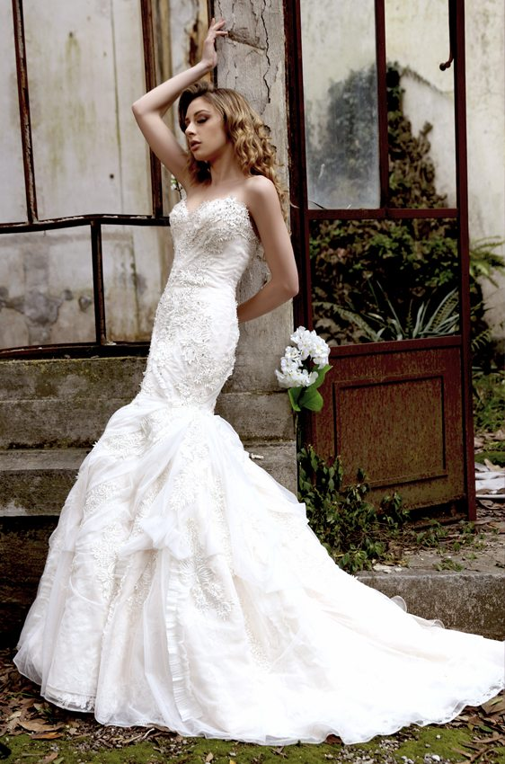 wedding dress ysa 46 bmodish