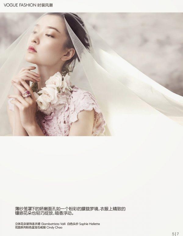 Du Juan for Vogue China 6 bmodish