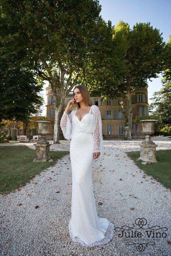 Julie vino bridal 2015 1 bmodish
