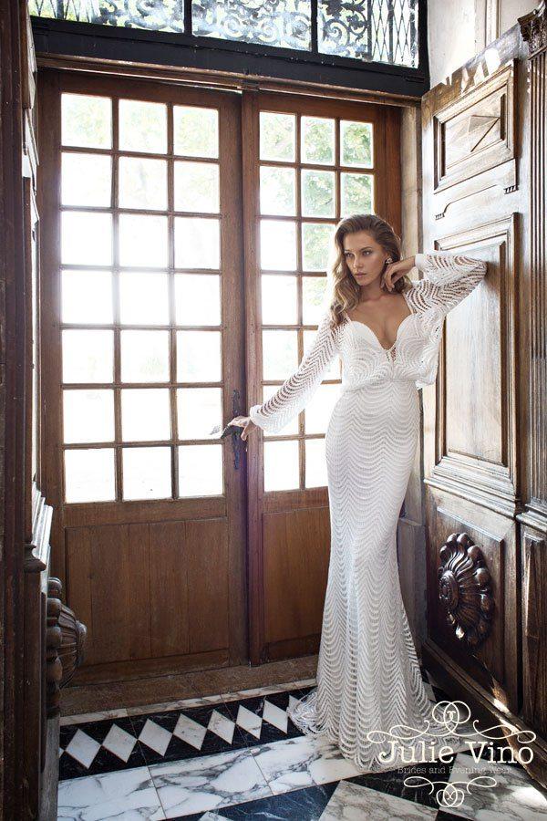 Julie vino bridal 2015 19 bmodish