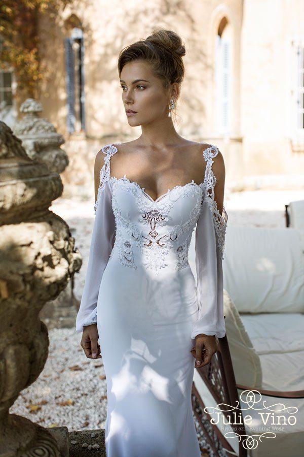 Julie vino bridal 2015 21 bmodish