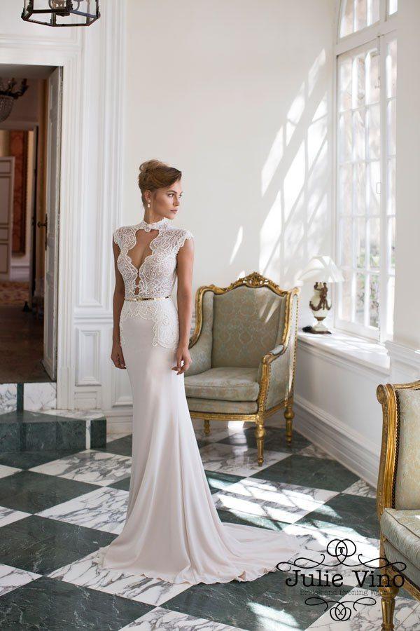 Julie vino bridal 2015 27 bmodish