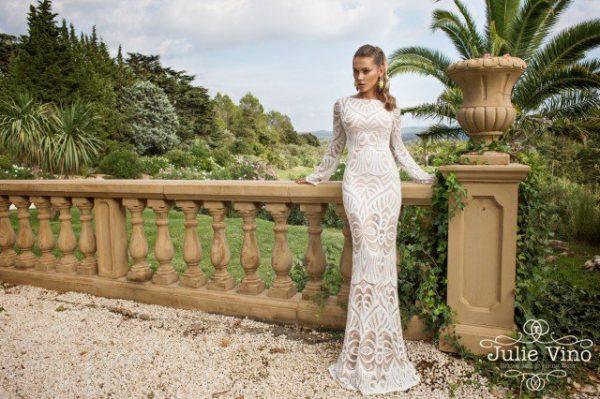 Julie vino bridal 2015 5 bmodish
