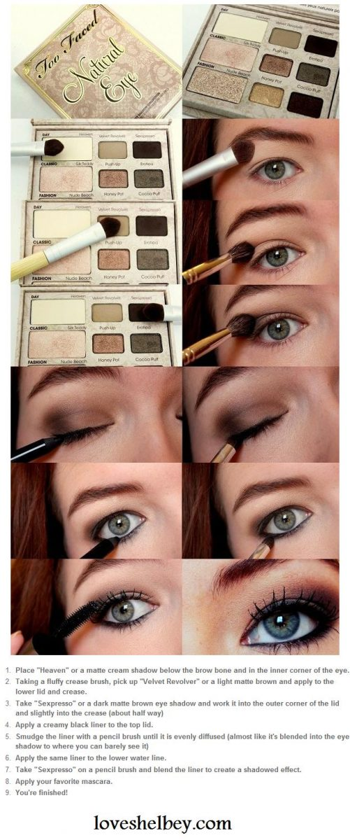 Soft-Matte-Smokey-Eye-using-Too-Faced-natural-eye-palette bmodish