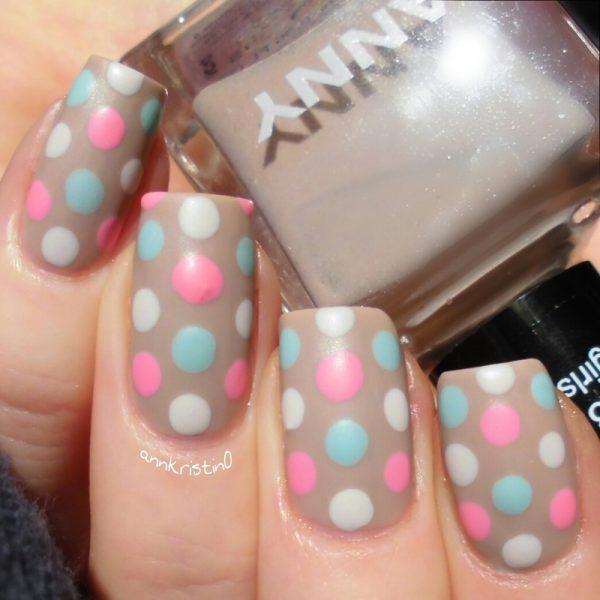 candy dotticure nails bmodish