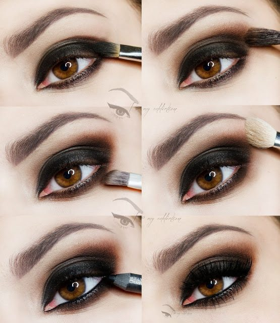 dramatic smokey eye makeup tutorial bmodish