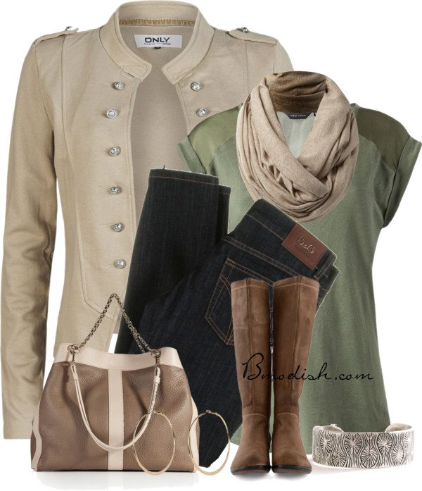 only fall jacket fall outfits polyvore bmodish