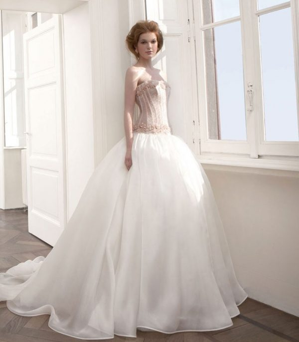 romantic atelier aime wedding dresses 12 bmodish