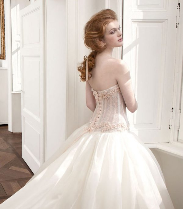 romantic atelier aime wedding dresses 13 bmodish