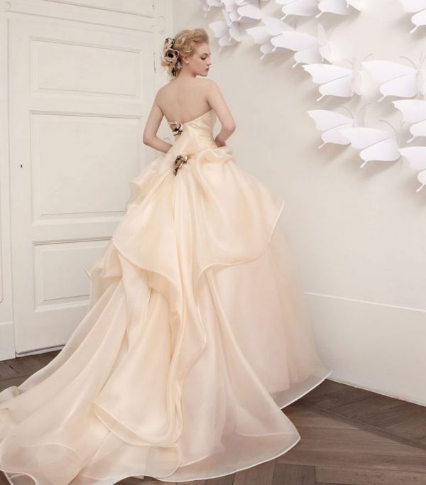 romantic atelier aime wedding dresses 14 bmodish