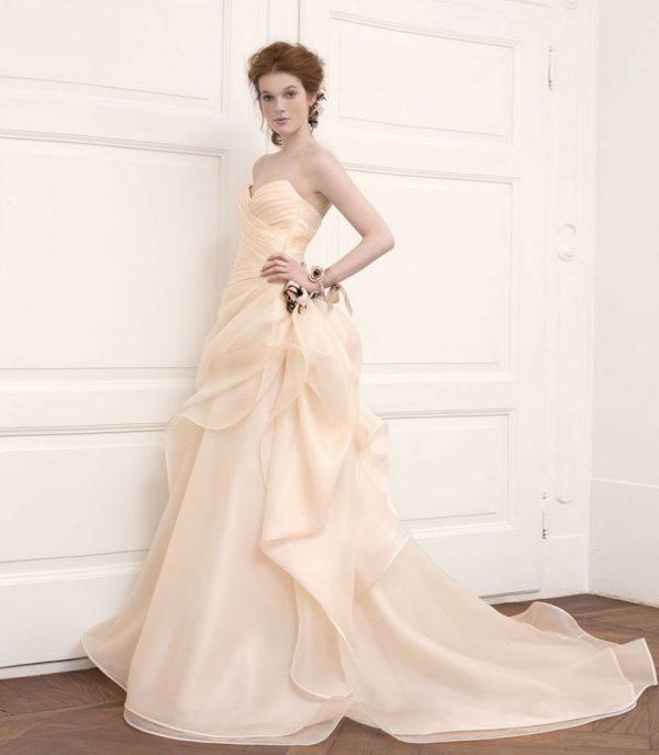 romantic atelier aime wedding dresses 16 bmodish